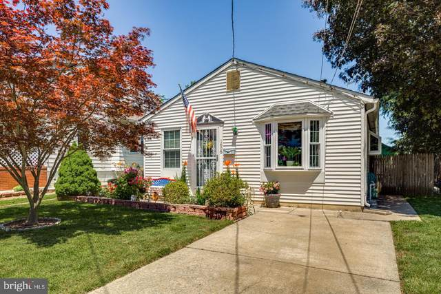 1608 W River Drive, PENNSAUKEN, NJ 08110 (MLS #NJCD2000550) :: The Dekanski Home Selling Team