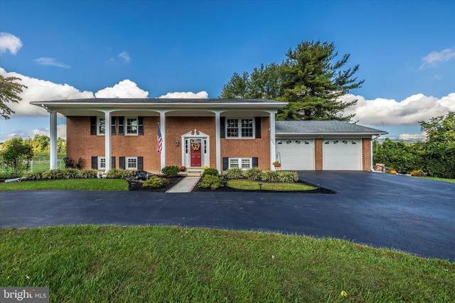 6742 Mount Phillip Road, FREDERICK, MD 21703 (#MDFR2000293) :: The Mike Coleman Team