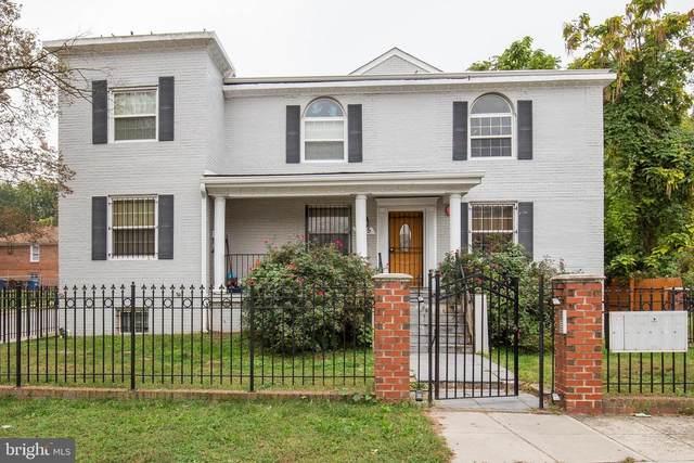 4915 Nannie Helen Burroughs Ave Avenue NE #201, WASHINGTON, DC 20019 (#DCDC2000979) :: The MD Home Team
