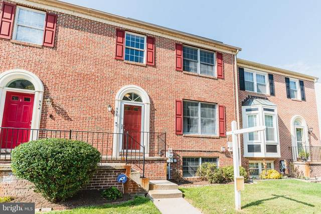 936 Buckland Place, BEL AIR, MD 21014 (#MDHR2000231) :: The Team Sordelet Realty Group