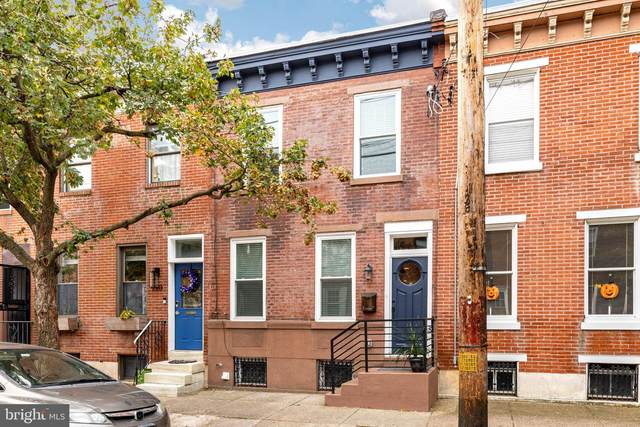 912 Moore Street, PHILADELPHIA, PA 19148 (#PAPH2001829) :: Tom Toole Sales Group at RE/MAX Main Line