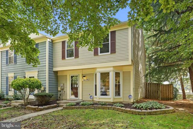 3419 Easton Drive, BOWIE, MD 20716 (#MDPG2000807) :: The Gus Anthony Team