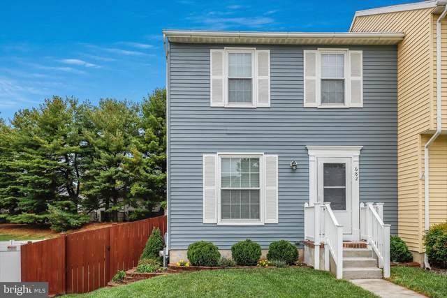 682 W Paddle Wheel Court, MILLERSVILLE, MD 21108 (#MDAA2000489) :: Crossman & Co. Real Estate