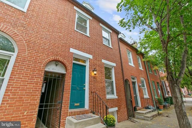 10 E Henrietta Street, BALTIMORE, MD 21230 (#MDBA2000831) :: CENTURY 21 Core Partners