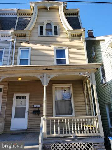 22 N 4TH Street, STEELTON, PA 17113 (#PADA2000245) :: The Heather Neidlinger Team With Berkshire Hathaway HomeServices Homesale Realty