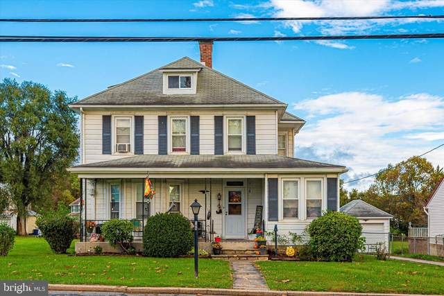 149 N Carroll Street, THURMONT, MD 21788 (#MDFR2000307) :: Berkshire Hathaway HomeServices PenFed Realty