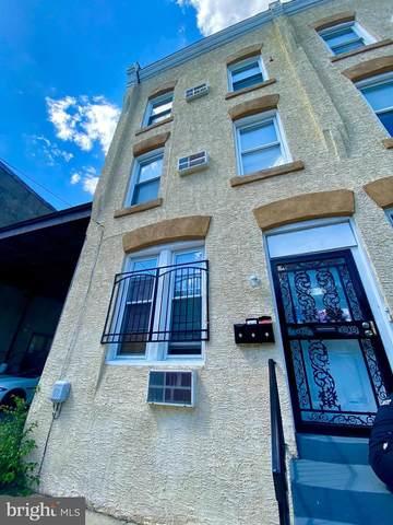 1607 W Dauphin Street, PHILADELPHIA, PA 19132 (#PAPH2002290) :: Jason Freeby Group at Keller Williams Real Estate