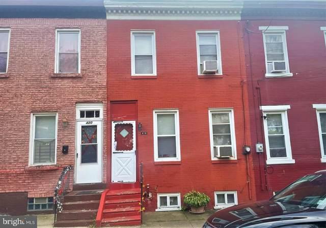 418 Clinton Street, CAMDEN, NJ 08103 (#NJCD2000477) :: Rowack Real Estate Team
