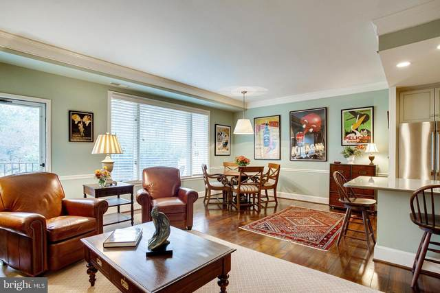 8101 Connecticut Avenue N-503, CHEVY CHASE, MD 20815 (#MDMC2000991) :: The Miller Team