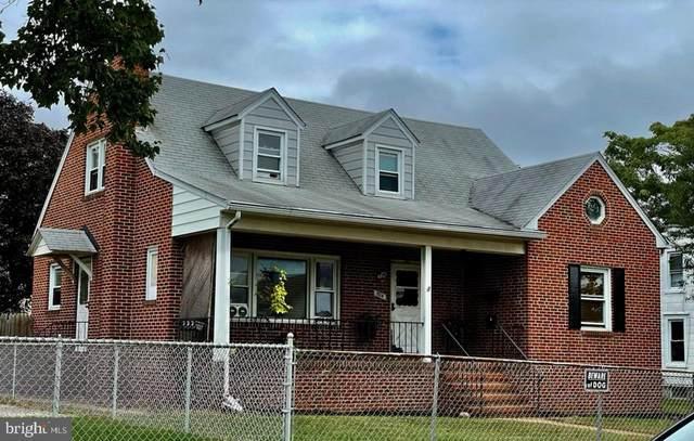 504 Washburn Avenue, BALTIMORE, MD 21225 (#MDBA2000855) :: Dart Homes