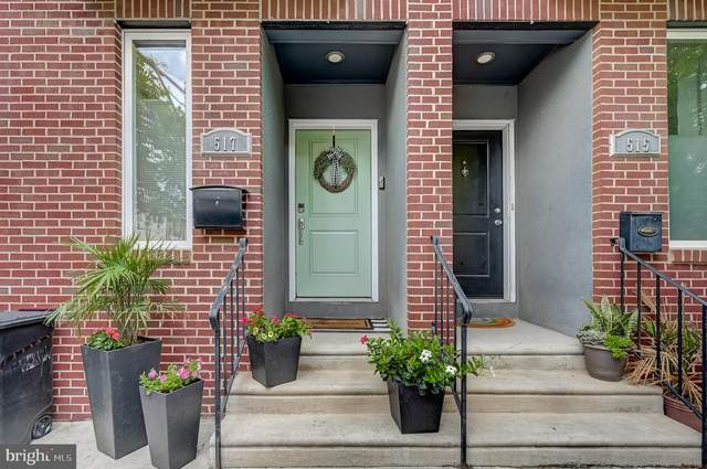 517 Carpenter Street, PHILADELPHIA, PA 19147 (#PAPH2002306) :: Sunrise Home Sales Team of Mackintosh Inc Realtors