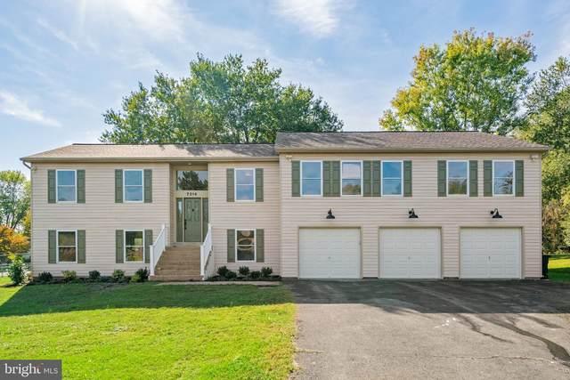 7314 Westmoreland Drive, WARRENTON, VA 20187 (#VAFQ2000071) :: Monarch Properties
