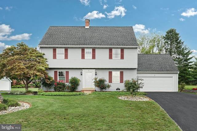 721 Weldon Drive, YORK, PA 17404 (#PAYK2000447) :: The Craig Hartranft Team, Berkshire Hathaway Homesale Realty