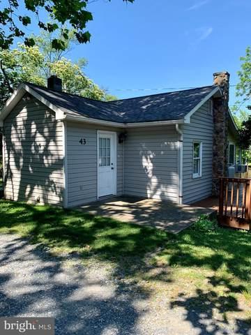 43 W Willow Terrace, MECHANICSBURG, PA 17050 (#PACB2000232) :: CENTURY 21 Home Advisors