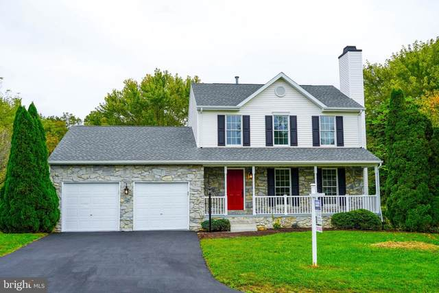 1934 Londontowne Drive, HAGERSTOWN, MD 21740 (#MDWA2000149) :: The Vashist Group
