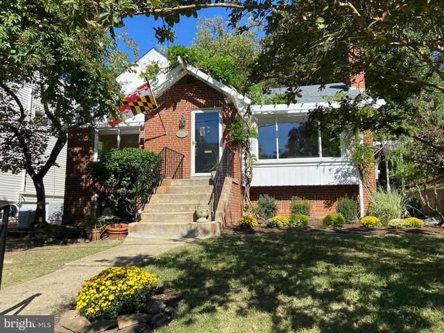 5602 Hawthorne Street, CHEVERLY, MD 20785 (#MDPG2000835) :: Dart Homes