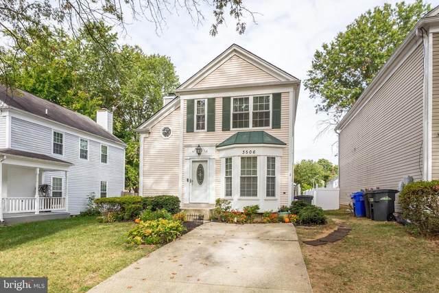 3506 Ellen Court, BOWIE, MD 20716 (#MDPG2000837) :: Revol Real Estate