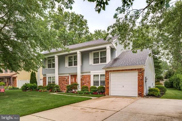 205 Meadow Drive, MOUNT LAUREL, NJ 08054 (#NJBL2000496) :: Holloway Real Estate Group