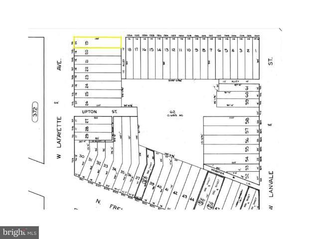 701 W Lafayette Avenue, BALTIMORE, MD 21217 (#MDBA2000883) :: CENTURY 21 Core Partners