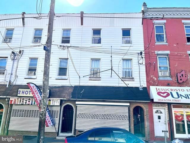 2852 N 5TH Street, PHILADELPHIA, PA 19133 (#PAPH2002320) :: Talbot Greenya Group