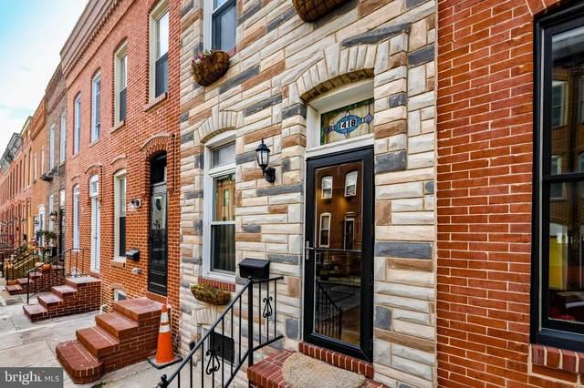 1418 Richardson Street, BALTIMORE, MD 21230 (#MDBA2000887) :: New Home Team of Maryland
