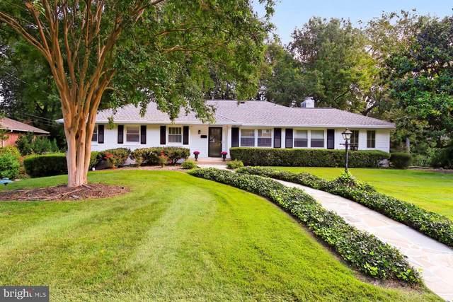 7119 Park Terrace Drive, ALEXANDRIA, VA 22307 (#VAFX2001183) :: Shawn Little Team of Garceau Realty