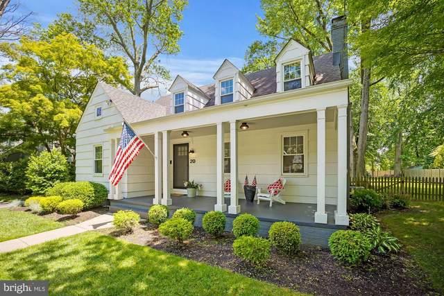 20 E Maple Avenue, MOORESTOWN, NJ 08057 (#NJBL2000502) :: Erik Hoferer & Associates