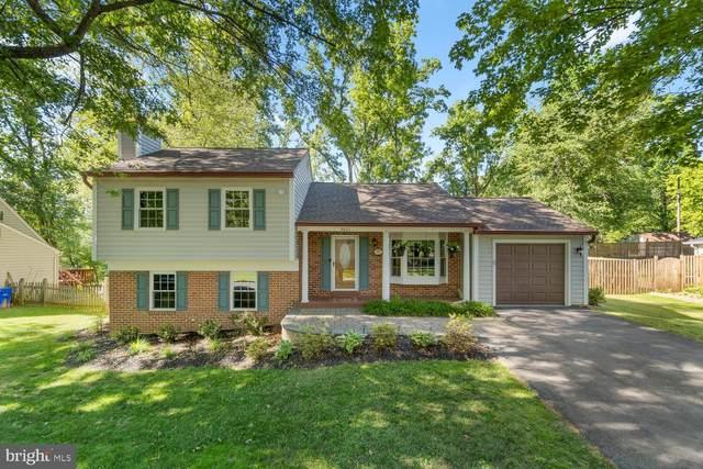 3621 Winter Laurel Terrace, OLNEY, MD 20832 (#MDMC2001268) :: Blackwell Real Estate