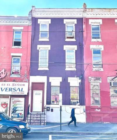 2856 N 5TH Street, PHILADELPHIA, PA 19133 (#PAPH2002334) :: Talbot Greenya Group