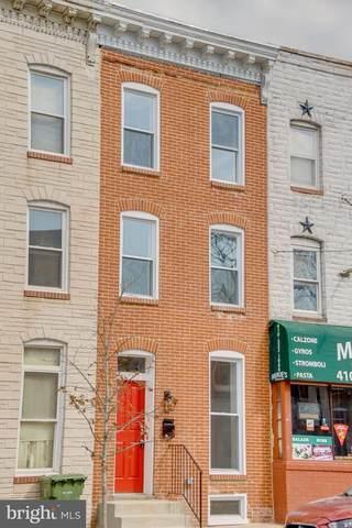 208 E Fort Avenue, BALTIMORE, MD 21230 (#MDBA2000990) :: Revol Real Estate