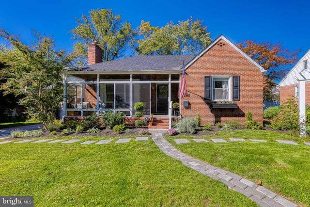740 Weatherbee Road, TOWSON, MD 21286 (#MDBC2000641) :: The Miller Team
