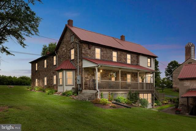 61 W Seven Stars Road, SPRING CITY, PA 19475 (#PACT2000592) :: The Dailey Group