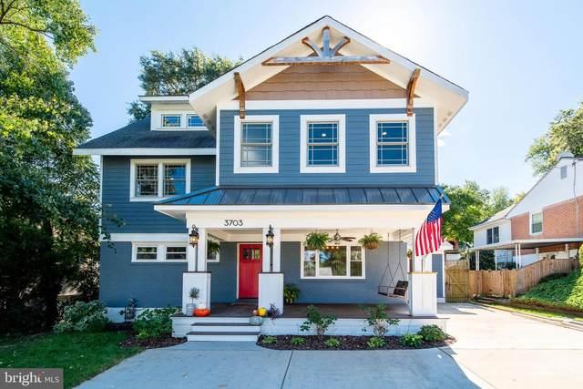 3703 Heather Court, ALEXANDRIA, VA 22310 (#VAFX2001215) :: Berkshire Hathaway HomeServices PenFed Realty