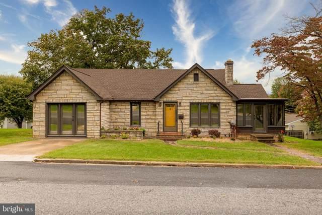 209 Shenandoah Avenue, SHENANDOAH, VA 22849 (#VAPA2000015) :: Arlington Realty, Inc.