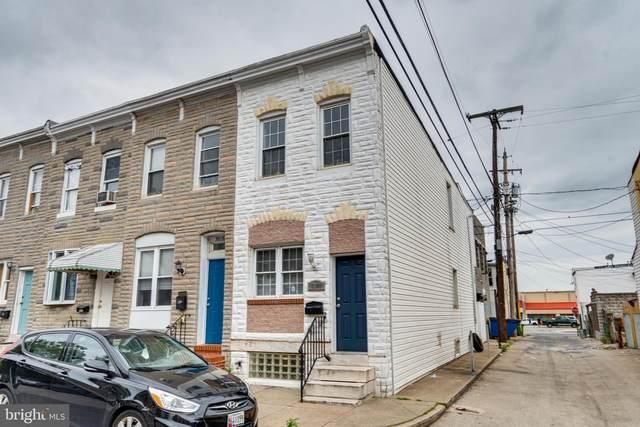 3808 Mount Pleasant Avenue, BALTIMORE, MD 21224 (#MDBA2000998) :: Blackwell Real Estate