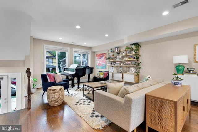 1308 Delafield Place NW, WASHINGTON, DC 20011 (#DCDC2001077) :: Compass