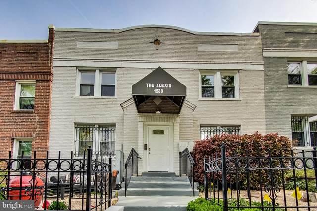 1238 Queen Street NE #2, WASHINGTON, DC 20002 (#DCDC2001142) :: Mortensen Team