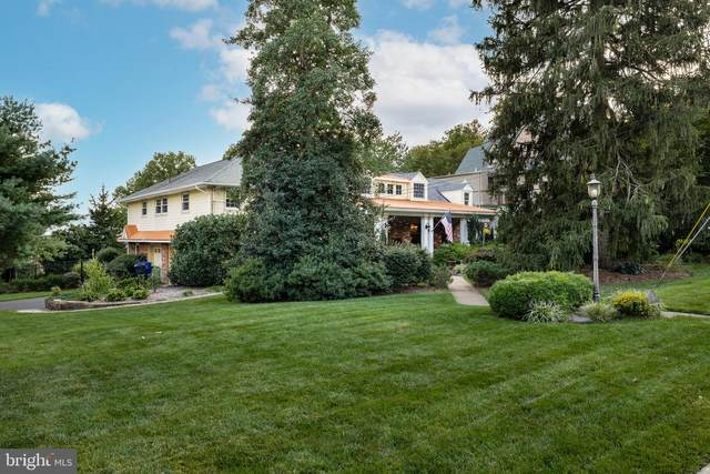 2 W Prospect Avenue, MOORESTOWN, NJ 08057 (#NJBL2000391) :: Tom Toole Sales Group at RE/MAX Main Line