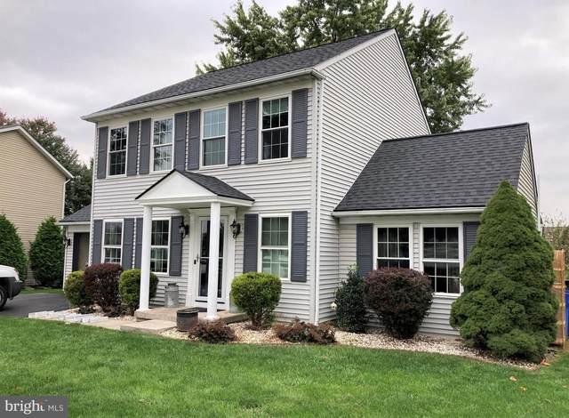 52 Bayberry Drive, MECHANICSBURG, PA 17050 (#PACB2000245) :: The Matt Lenza Real Estate Team