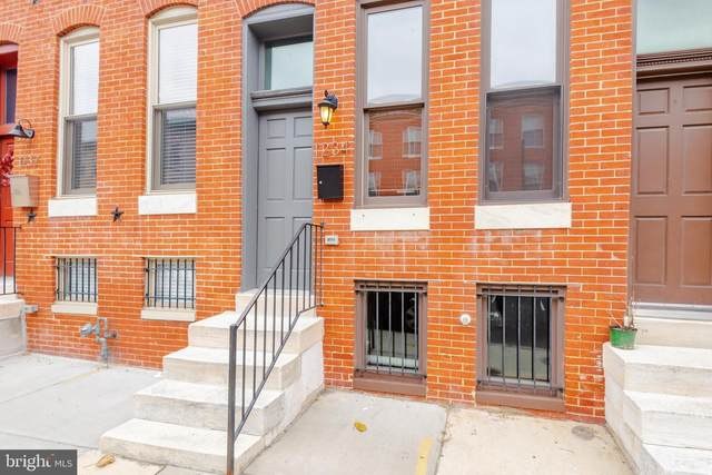 1234 N Gay Street, BALTIMORE, MD 21213 (#MDBA2000939) :: The Mike Coleman Team
