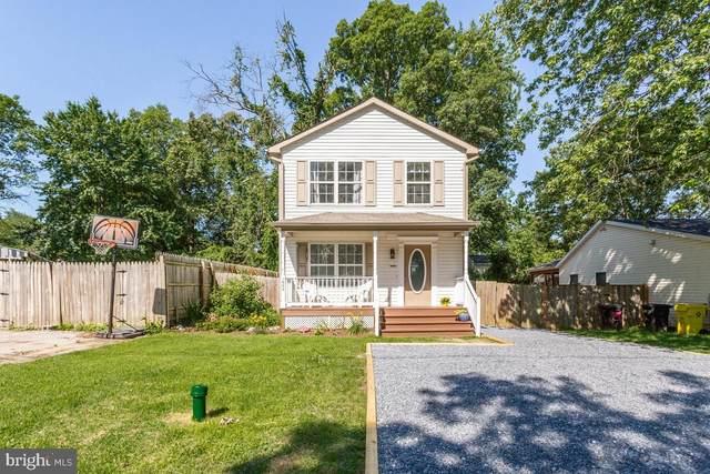 1642 Hilltop Road, EDGEWATER, MD 21037 (#MDAA2000726) :: Colgan Real Estate