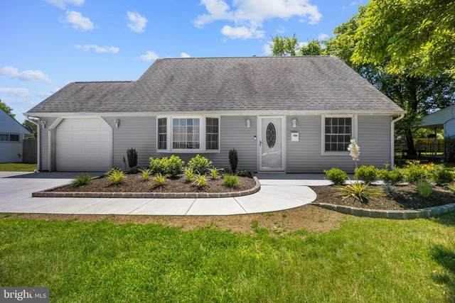14 Crown Road, LEVITTOWN, PA 19057 (#PABU2000680) :: BayShore Group of Northrop Realty