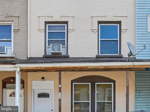 116 S 3RD Street, LEBANON, PA 17042 (#PALN2000117) :: The Heather Neidlinger Team With Berkshire Hathaway HomeServices Homesale Realty