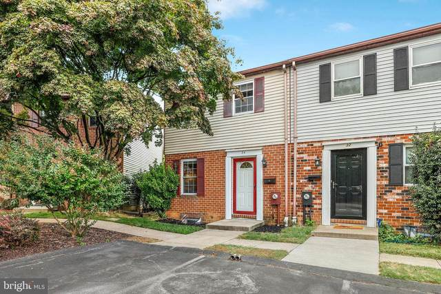 34 Garrison Ridge Court, OWINGS MILLS, MD 21117 (#MDBC2000665) :: ExecuHome Realty