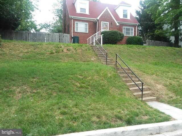 140 Wilmington Place SE, WASHINGTON, DC 20032 (#DCDC2001115) :: Keller Williams Realty Centre