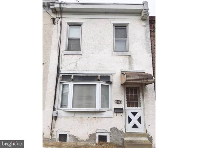 6403 Pearl Street, PHILADELPHIA, PA 19139 (#PAPH2002051) :: Tom Toole Sales Group at RE/MAX Main Line