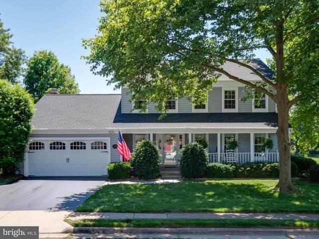 12767 Turberville Lane, HERNDON, VA 20171 (#VAFX2001770) :: The Piano Home Group