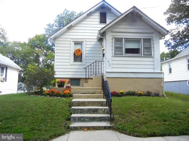 317 S Lowell Avenue, BELLMAWR, NJ 08031 (MLS #NJCD2000529) :: The Sikora Group