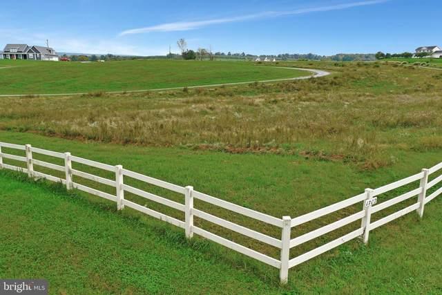 LOT 5 Quicksburg Rd, QUICKSBURG, VA 22847 (#VASH2000069) :: Dart Homes