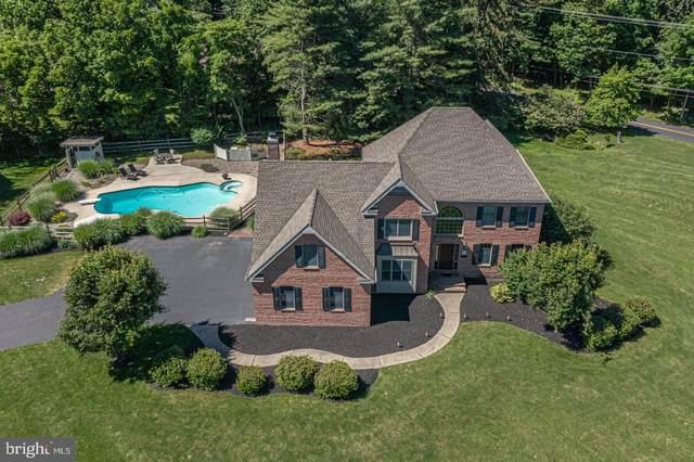 3465 N Sugan Road, NEW HOPE, PA 18938 (#PABU2000688) :: Colgan Real Estate